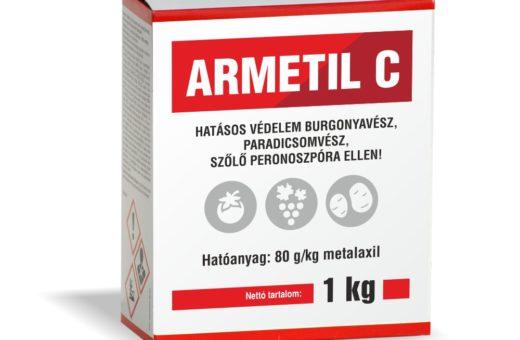 Armetil C-hatékony védelem burgonyavész, paradicsomvész és szőlő peronoszpóra ellen